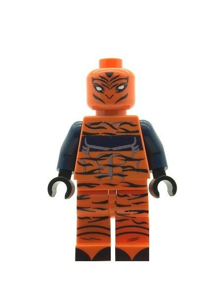 Bengal (Duc No Tranh) From Daredevil - Custom Designed Minifigure