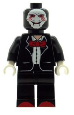Billy The Puppet Custom Designed Minifigures