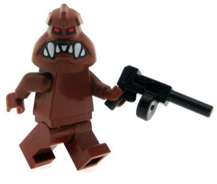 Clayface - Custom Designed Minifigure