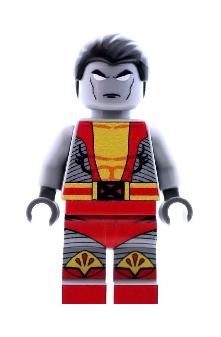 Colossus - Custom Designed Minifigure.