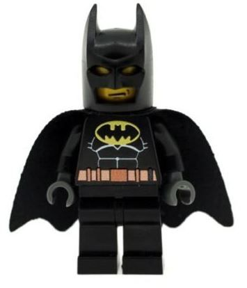 Dark Knight - Custom Designed Minifigure