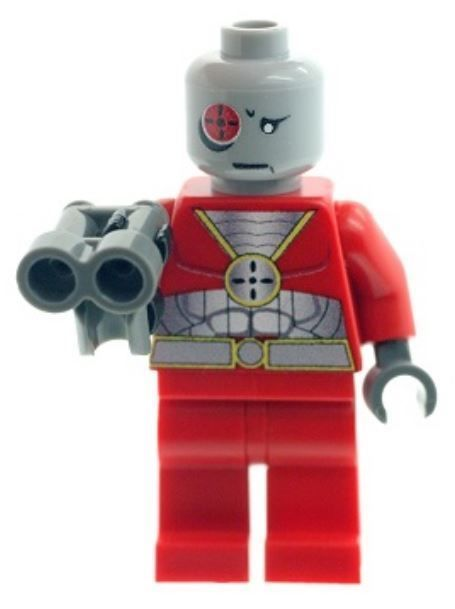 Deadshot - Custom Designed Minifigure