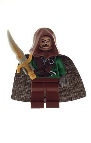 Faramir (Lord of the Rings) - Custom Designed Minifigure