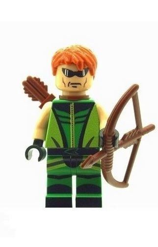 Green Arrow - Custom Designed Minifigure