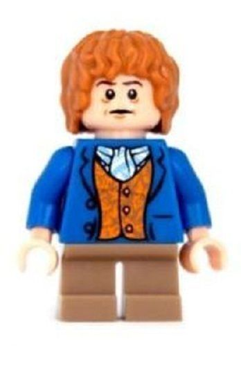Harry Potter (Bilbo Baggins) - Custom Designed Minifigure