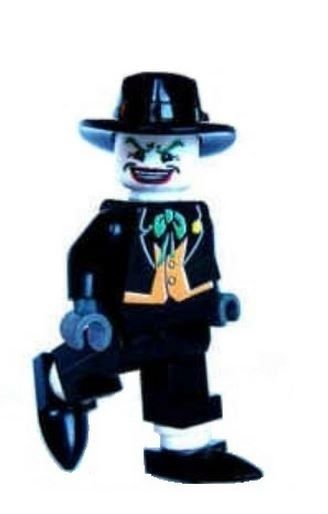 Jackson Joker - Custom Designed Minifigure