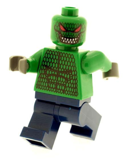 Killer Croc - Custom Designed Minifigure
