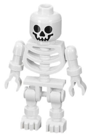 LEGO® Castle Skeleton