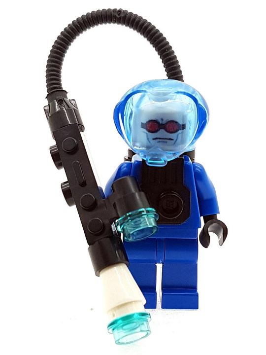 Mr Freeze - Custom Designed Minifigure