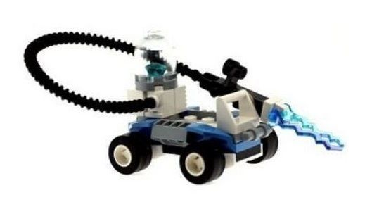 Mr Freeze's Ice Cart from LEGO Set Number 7884
