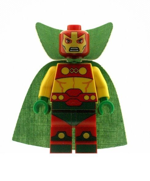 Mr Miracle - Custom Designed Minifigure