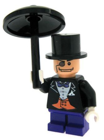 Penguin - Custom Designed Minifigure
