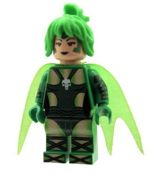 Polaris - Custom Designed Minifigure