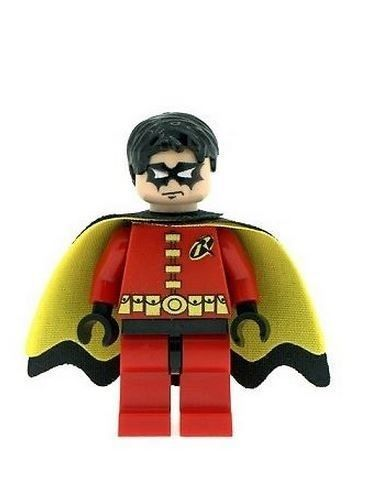 Robin - Custom Designed Minifigure