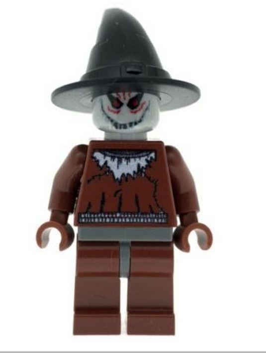 Scarecrow - Custom Designed Minifigure