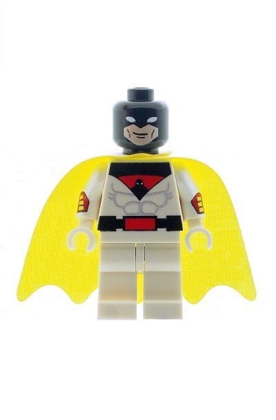 Space Ghost - Custom Designed Minifigure