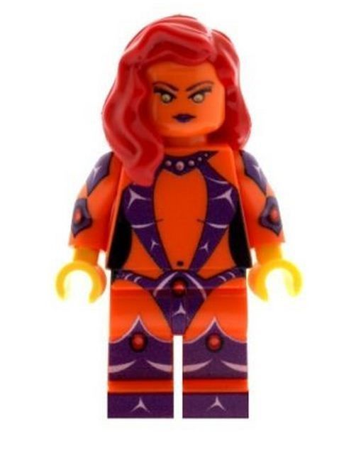 Starfire Version 2 - Custom Designed Minifigure