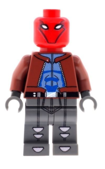 The Red Hood - Custom Designed Minifigure
